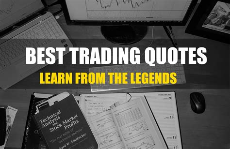 trading quotes  trader