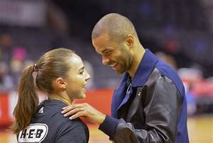 Allegedly Lesbian, Becky Hammon And Tony Parker's Dating ...