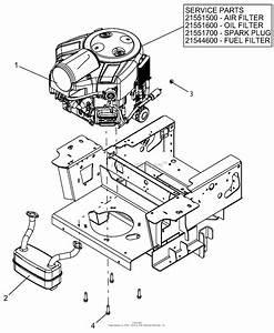 Briggs Stratton Lawn Mower Fuel Pump Diagram