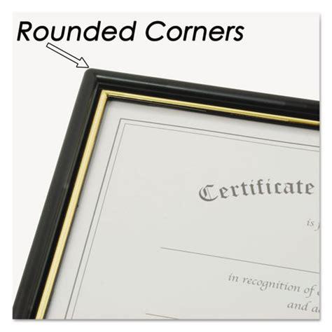 ez mount document frame  trim accent plastic