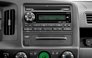Honda Ridgeline Audio Radio Wiring Diagram Schematic