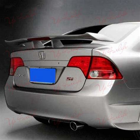 Wholesale Rear Wing Car Spoiler For Honda Civic Sport