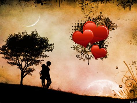 Hd Wallpapers Of Love  Mobile Wallpapers