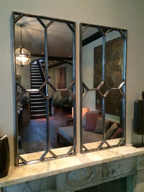 intricate design mirror panels window mirror idmp