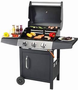 Gas Kohle Grill Kombination : konifera gasgrill 3 brenner bxtxh 122x54x110 cm online kaufen otto ~ Orissabook.com Haus und Dekorationen