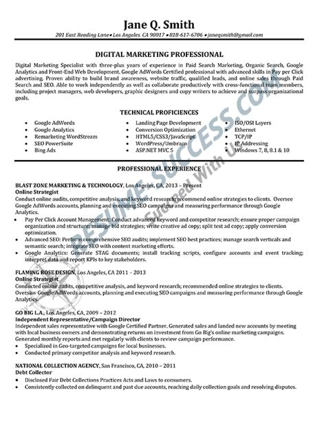 resume for your success 28 images resume templates