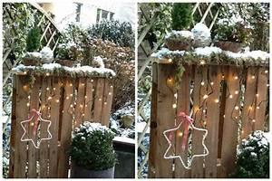 Ausgefallene Weihnachtsdeko Aussen : weihnachtsdeko f r drau en kreative ideen zum selberbasteln ~ Markanthonyermac.com Haus und Dekorationen