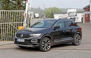 T Roc Volkswagen : vw t roc r 2018 revealed in pictures car magazine ~ Carolinahurricanesstore.com Idées de Décoration