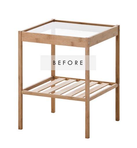 Ikea Möbel Hack by Ikea Bedside Table Hack The Lovely Drawer