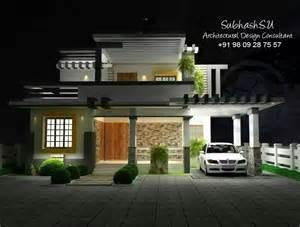 kerala home interior modern concept home design 1600 sq ft