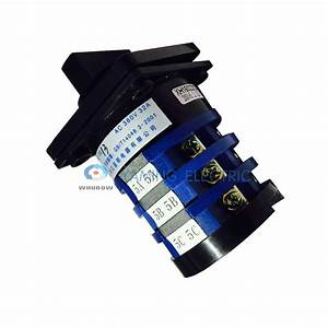 Rotary Switch For Welding Machine Switch Kdhc 3 3 Knots 3 Poles 32a 3 Positions Step Switch