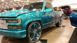 Chevy Truck Candy Color