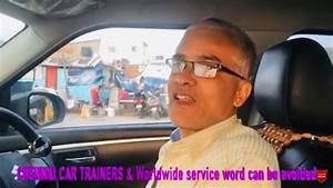 How To Drive A Manual Car  Full Tutorial Tamil Tips