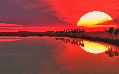 Sunset Wallpapers Sunrise Lake Background Sunsets Desktop