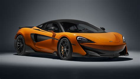 mclaren lt    extreme sports series car