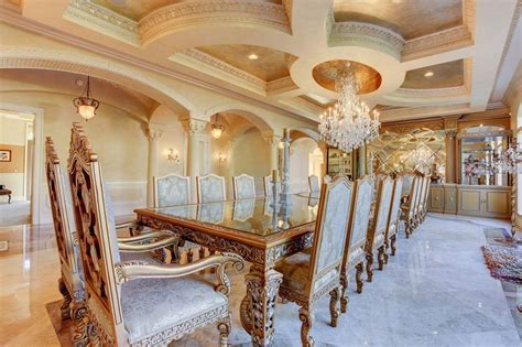 Luxury Living  Grand Dining Rooms Sotheby's