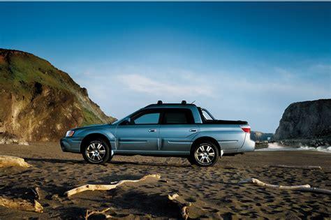 2003-06 Subaru Baja | Consumer Guide Auto