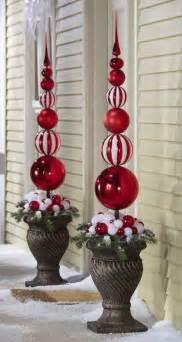 Giant Bulb Outdoor Christmas Lights Ornaments