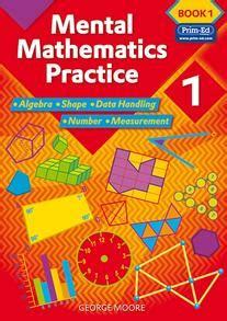 mental maths practice book  mathematics year