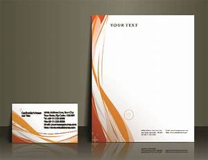 business style flyer and cover brochure vector free vector With free templates for catalogue design