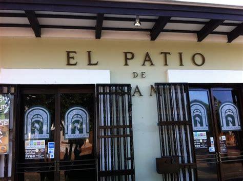 El Patio De Rialto Address by Rest Photo El Patio De Sam San Juan Tripadvisor
