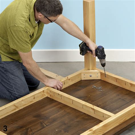 how to make table legs from wood diy dining table set
