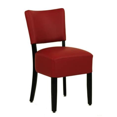chaise de restaurant chaise restaurant rembourrée couleur czh 306 r one