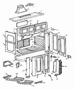 Franklin Model 26g Misc Fireplace Genuine Parts