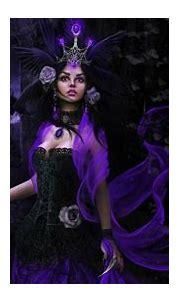 Purple Gothic HD desktop wallpaper : Widescreen : High ...