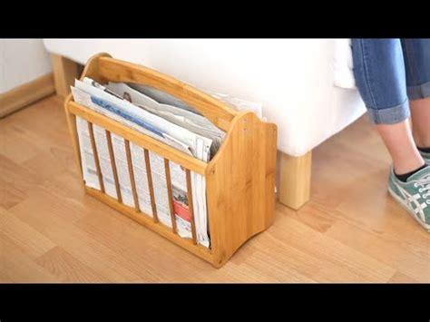 Garderobenständer Holz Selber Bauen by Zeitungsst 228 Nder Holz Selber Bauen Deutsche Dekor 2017