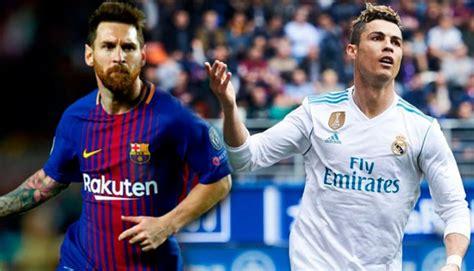 Barcelona vs. Real Madrid VER EN VIVO ONLINE y en directo ...