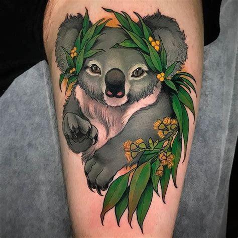 25+ Best Ideas About Koala Tattoo On Pinterest Henna