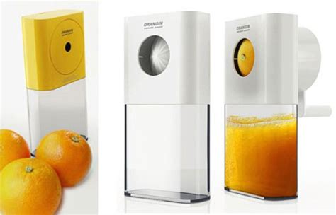 Kitchen Color Ideas - 10 innovative products working without electricity design swan