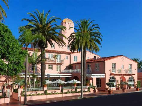 la valencia hotel  spa la jolla california hotel review conde nast traveler