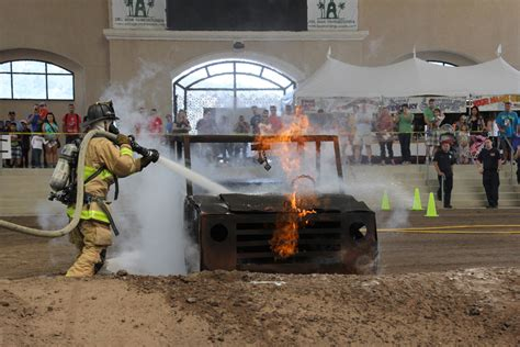 burn institute  annual fire safety expo