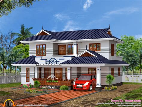 home floor plan designs ideas besides kerala house collection 8 wallpapers