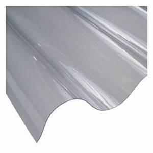 Plaque Ondulée Pour Toiture : plaque pvc transparent pour toiture plaque pour couverture ~ Premium-room.com Idées de Décoration