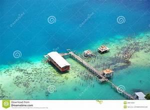 Pulau, Bohey, Dulang, Sabah, Stock, Image