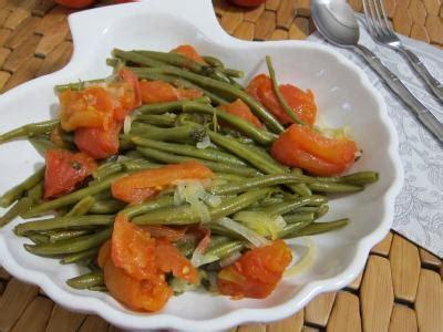 cuisine haricots verts haricots verts à la portugaise supertoinette la cuisine
