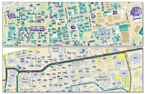 gould center releases updated cus maps of university