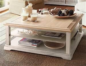 table basse la maison de valerie table basse carree With la maison de valerie meubles soldes