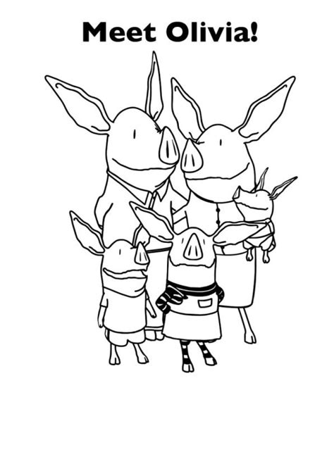kids  funcom  coloring pages  olivia