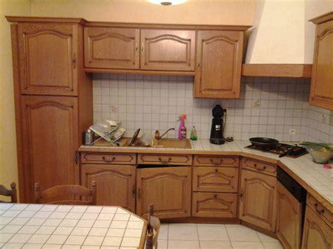 porte cuisine chene porte de cuisine en chene massif le bois chez vous