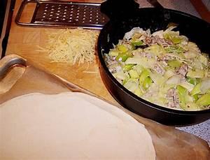 Bäuerlicher Lauchkuchen (Rezept mit Bild) von Lisa50 Chefkoch de
