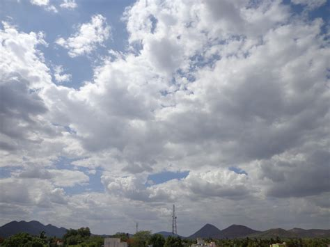 Different Types About Different Types Of Clouds
