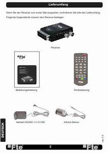 Fte Maximal Max T21l Receiver Download Manual For Free Now