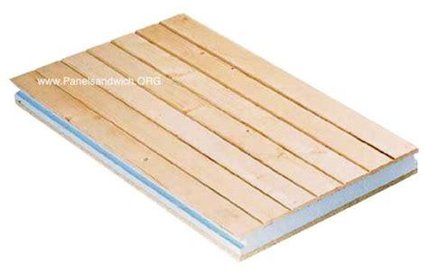 panneau sandwich prix panneau sandwich bois pour toiture