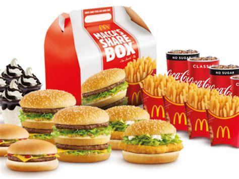 mc cuisine en nouvelle zélande mcdonald 39 s propose une grosse box à