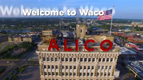 waco texas welcome heart attractions region