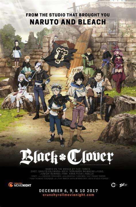 Black Clover - Screenvision Media